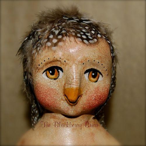 OwlBaby Doll 2