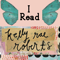 I read Kelly Rae Button