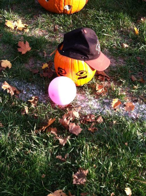 Brady pumpkin